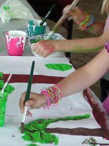 Kunst for Kids - Sommerprogramm