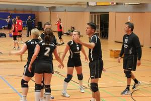 Volleyball Landesmeisterschaften Hobby-Mixed am 02.+03.06. in Hameln