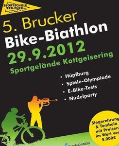 Brucker Bike Biathlon