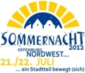 Sommernacht in Offenburg Nordwest 2012