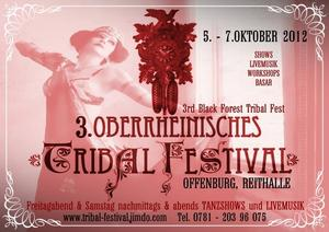 Black Forest Tribal Fest - Oberrheinisches Tribalfestival 2012 in Offenburg