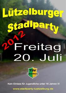 Stadlparty in Lützelburg | Tanzen | Party