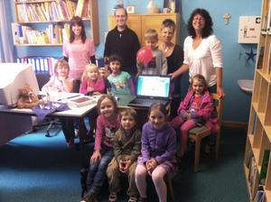 Kindergarten St. Elisabeth goes World Wide Web