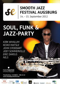 SMOOTH JAZZ FESTIVAL AUGSBURG 2012