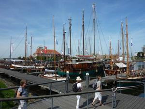 Bremerhaven on top