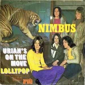 Nimbus-Single 'Uriah's On The Move' 1972