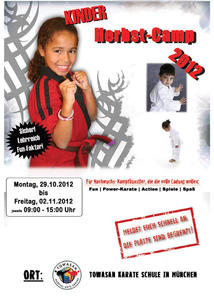 TOWASAN Karate Herbst Camp 2012