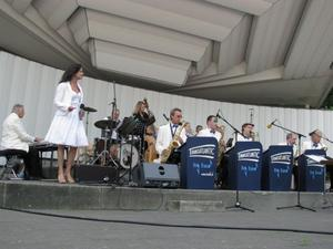 Transatlantic Big Band feat. Caroline Kiesewetter