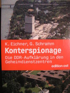 Literaturtip : Konterspionage in der DDR