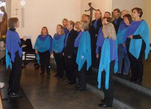 Familiengottesdienst in Corpus Christi, Havelse mit dem Pop & Gospelchor Luthe