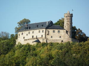 Burg Greifenstein in Bad Blankenburg