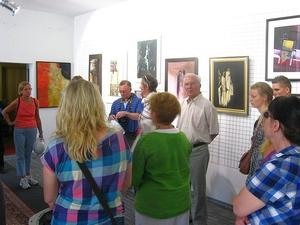 Finissage Orient meets Ozident