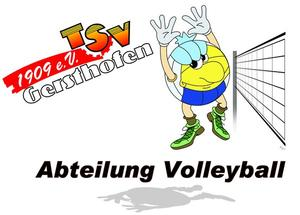 Mixed-Volleyball-Spieleabend