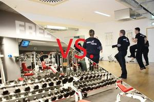 Fitnesscenter vs. Kampfsportverein