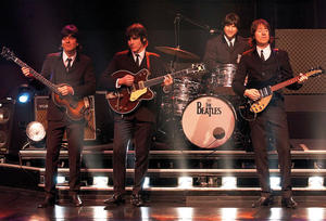 Das Beatles-Musical 'All you need is love' in Augsburg