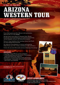 Arizona Western Tour