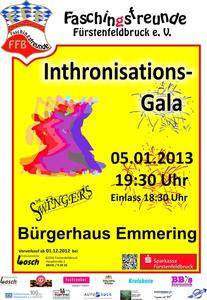 Inthronisations-Gala
