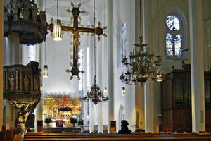 Adventszeit 2012: Momente der Ruhe in St. Nikolai