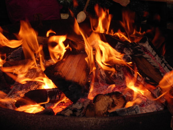 feuer, lagerfeuer