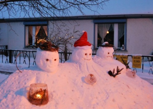 advent, schneeengel