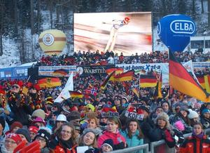 Skispringen in Willingen