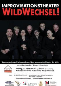 Improvisationstheater mit Wildwechsel