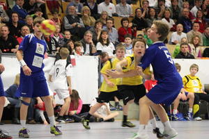 IDL Mini Handball WM in Anderten (Finale& Siegerehrung)