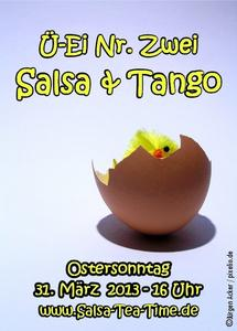 Ü-Ei Nr. Zwei • Salsa & Tango • 2 Areas, 1 Party