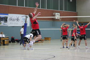 SF Aligse vs. USC Münster (Volleyball)