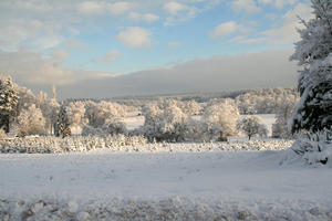 Winter in Niederklein