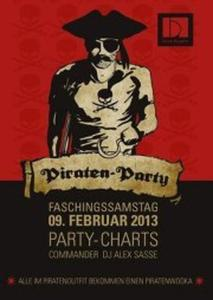 Piratenfasching