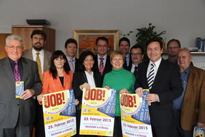 Fit for Job - Messe