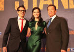Johnny Knoxville, Jaimie Alexander, Arnold Schwarzenegger