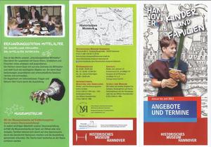 Flyer Historisches Museum Hannover