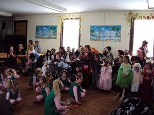 Kinderfasching in Nornheim