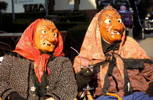Fasching -Narrenfreiheit-