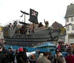 Piratenschiff in Friedberg