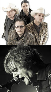 Doppelkonzert: The Continentals/The Sharpees