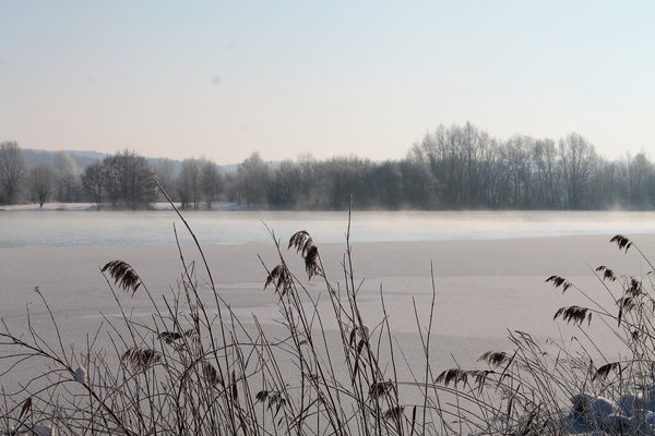 winter, see, thannhausen