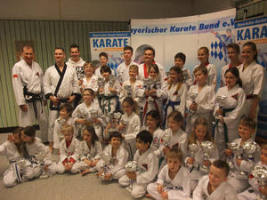 Self Defense Germany erfolgreich bei Newcomer Turnier in Ismaning