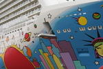 Design in anderer Dimension - die ,, Norwegian Breakaway '