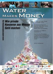 'Water makes Money' - Filmvorführung im Piratenbüro