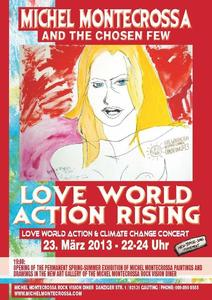 Love World Action Rising Concert