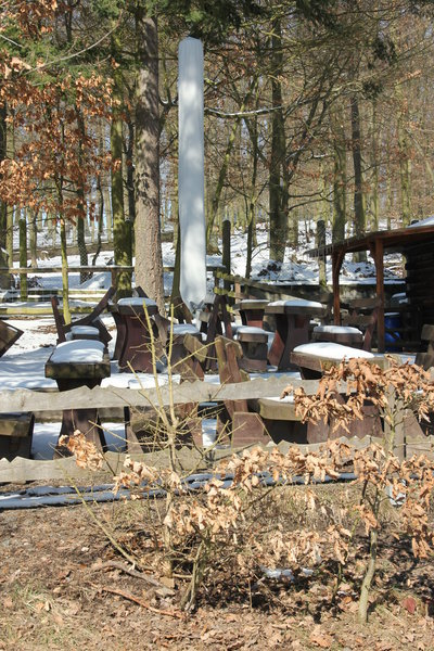 winter, wildpark-edersee
