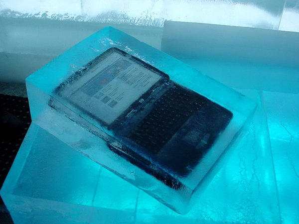 kälte, notebook