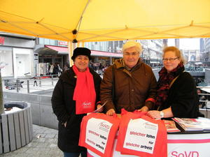 Equal Pay Day in Hannover