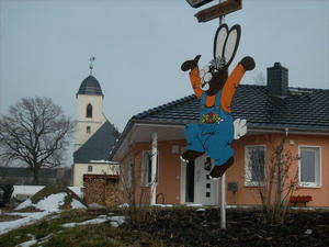 Osterbrunnen Altenburg-Zschernitzsch
