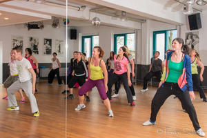BOKWA-Fitness: Friedbergs Tanzstudio dance & more voll im Trend