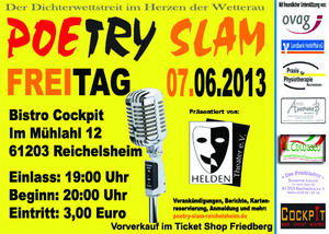Poetry Slam Reichelsheim Nr. 10