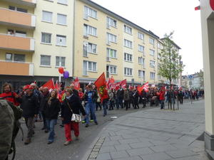 1. Mai: 'Unser Tag' in Gießen